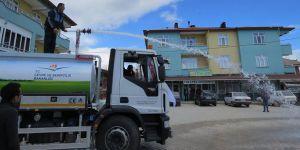 Yalıhüyük Belediyesi araç filosunu genişletti
