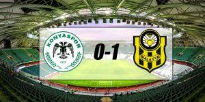 Konyaspor 0-1 Malatyaspor | MAÇ SONUCU
