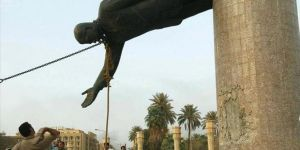 15 years after Iraq invasion, Saddam regime in disarray