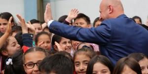 """Çolakbayrakdar, """"Çocuklarımızın huzurlu ve mutlu olmaları için çalışmaya devam edeceğiz"""""""