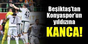 Beşiktaş'tan Konyaspor'un yıldızına kanca!