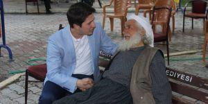 AK Parti Konya Milletvekili adayı Selman Özboyacı, Çumra'da