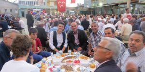 Yalıhüyük'de iftar proğramı