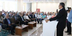AK Parti Milletvekili Recep Konuk Beyşehir'de
