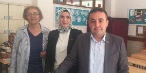 MHP İl Başkanı Murat Çiçek oyunu kullandı