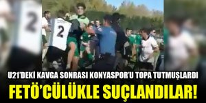 Konyaspor taraftarının tepkisini çeken 2 eski futbolcu, FETÖ'cülükle suçlandı!
