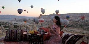 Turizm gelirinin 35,2 milyar dolara ulaşması bekleniyor