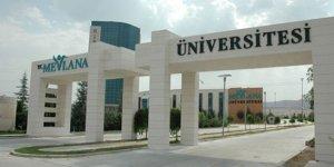 Mevlana Üniversitesi dekan yardımcısı FETÖ'den tutuklandı!