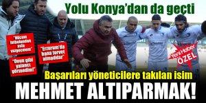 Başarıları yöneticilere takılan isim: Mehmet Altıparmak!