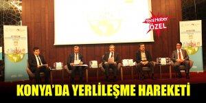 Konya'da yerlileşme hareketi