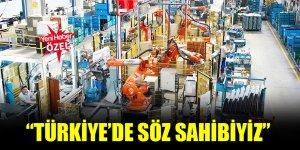 TSE Bölge Koordinatörü Mehmet Yıldırım: Türkiye'de söz sahibiyiz