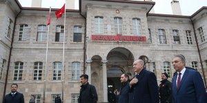 Cumhurbaşkanı Erdoğan'dan Konya Valiliği'ne ziyaret