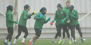 Atiker Konyaspor, Akhisarspor maçına hazır