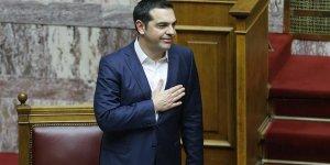 Yunanistan'da Çipras güvenoyu aldı