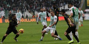 Konyaspor'da üçlü orta gol yedirdi