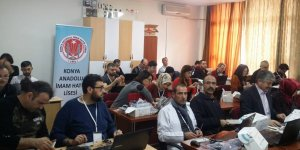 'Yarını İnşa Et' projesi Konya'da yapıldı