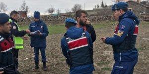 Antalya'daki cinayetin zanlısı Konya'da menfezde yakalandı