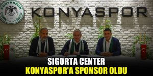 Sigorta Center, Konyaspor'a sponsor oldu