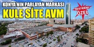 Konya'nın parlayan markası Kule Site AVM