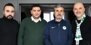 Yavuz Seçkin'den Konyaspor'a ziyaret