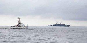 Gürcistan ile NATO'dan Karadeniz'de ortak tatbikat