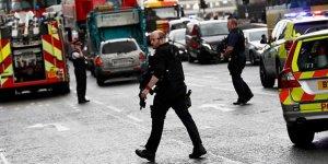Londra'da silahlı saldırı! Elçilik kapatıldı