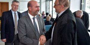 Başkan Pekyatırmacı'dan Yazır Emekli Lokali'ne ziyaret