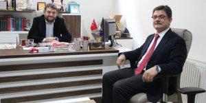 Nalbantçılar'dan Yeni Haber'e ziyaret