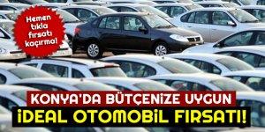 Konya'da en uygun ikinci el otomobil