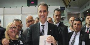 Fikret Orman, beşinci kez Beşiktaş başkanı
