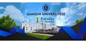 Samsun Üniversitesi 1 yaşında