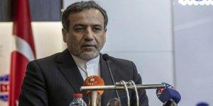 İran Dışişleri Bakan Yardımcısı Abbas Arakçi: