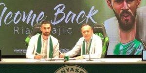 Riad Bajic resmen Konyaspor'da!