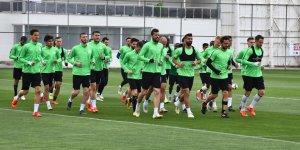 Konyaspor'da futbolcular hazır gelecekler