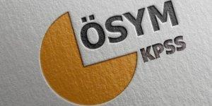 KPSS tercih kılavuzu yayımlandı