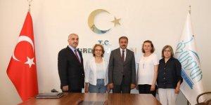 Türkiye Yardım Sevenler Derneği Burdur Şubesinden eğitime destek