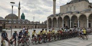"""""""Ömer Halisdemir 3. Ulusal Bisiklet Turu""""nun bir durağı da Konya oldu"""