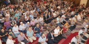 Şehitler için Hatim duası yapıldı