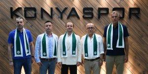 Konyaspor Basketbolda imzalar atıldı