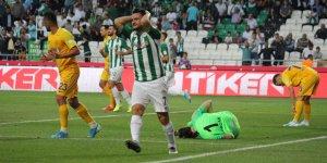 Konyaspor'da şut çok, gol yok!