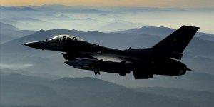 Turkish jets neutralize 5 PKK terrorists in N. Iraq