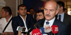"""Turquie/Soylu: """"Ceux qui pensent que nous allons tolérer le terrorisme sont dans l'erreur"""""""