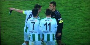 Galatasaray-Konyaspor maçında düdük Kalkavan'da