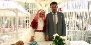 Ayşegül ve Mustafa'nın mutlu günü