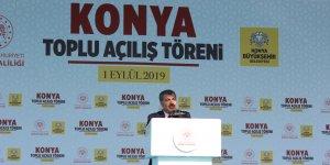 Bakan Koca: Konya'nın sağlık şehri olarak da anılmasını istiyoruz