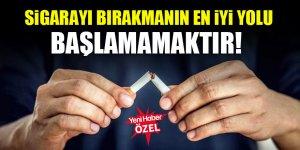 Psikolog Ömer Suna: Sigarayı bırakmanın en iyi yolu başlamamaktır