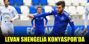 Levan Shengelia Konyaspor'da