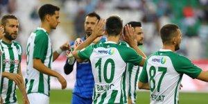 Konyaspor ve 2 ekip istikrarını bozmadı