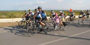 Beyşehir'de bisiklet festivali başladı