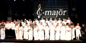 C-Majör İş'ten Sesler Korosu'ndan engelliler yararına konser